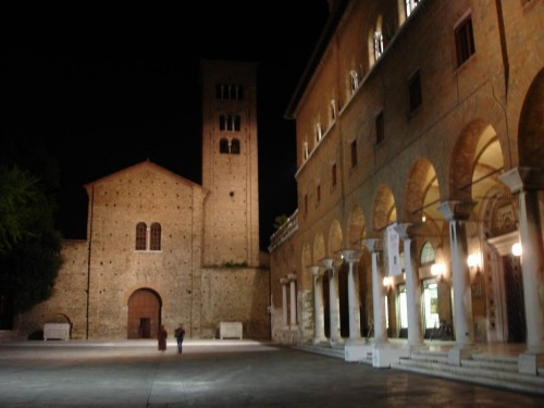 Ravenna by night