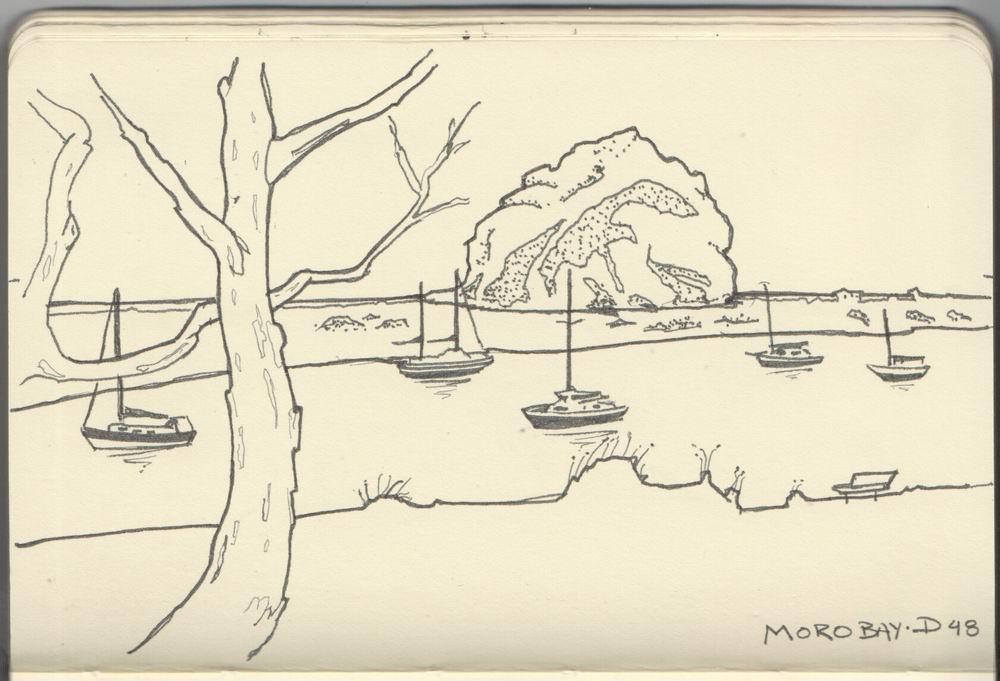 Moro Bay