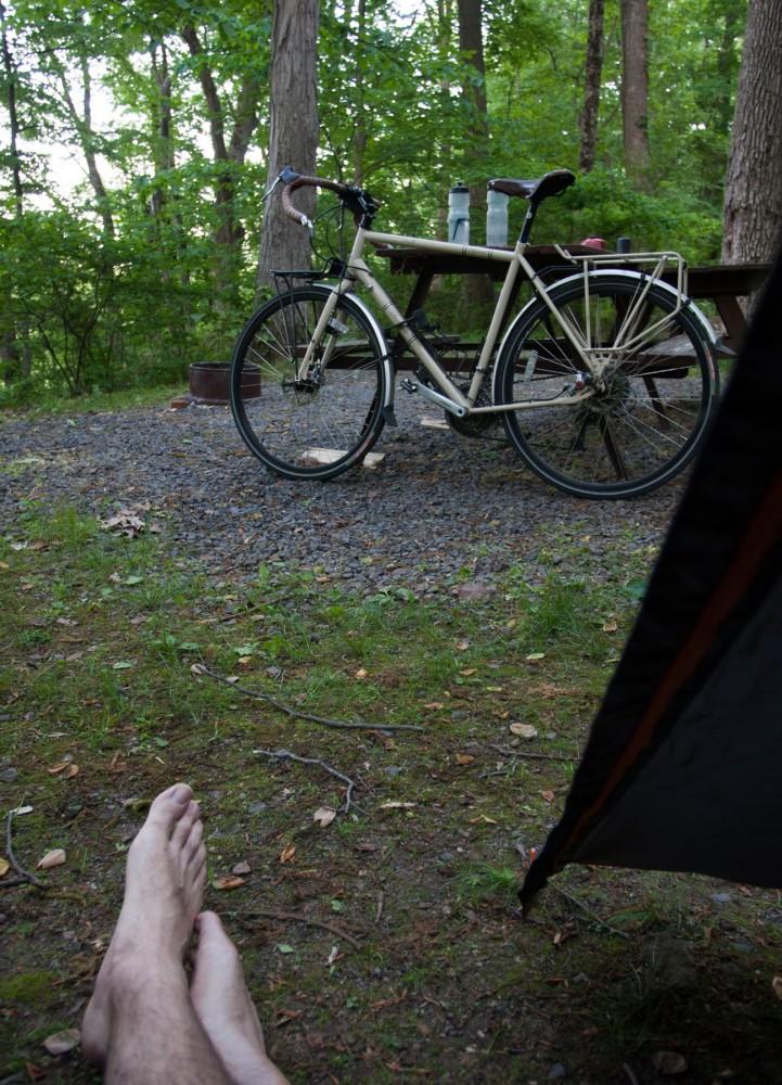 Camping spot no2